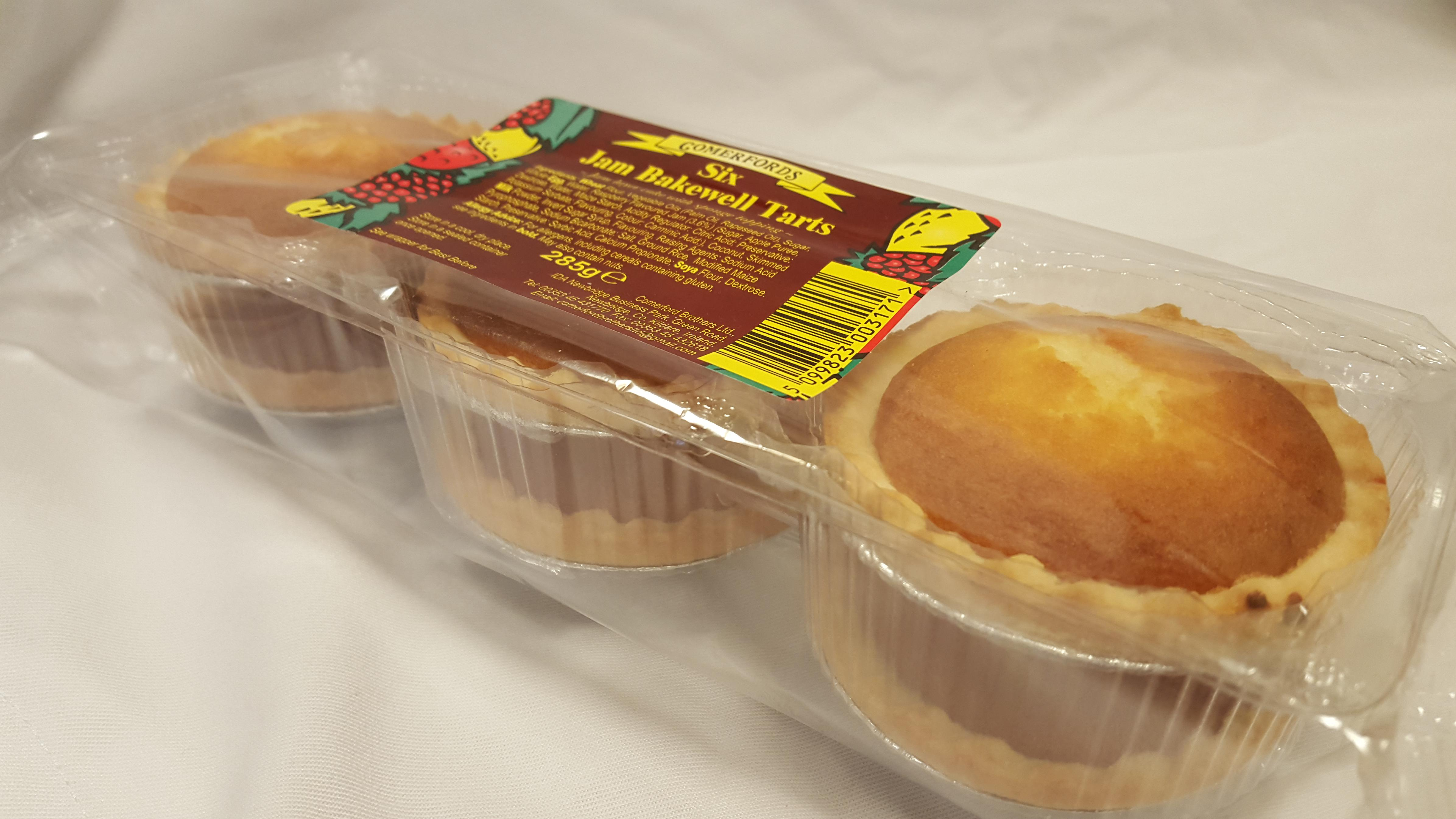 Lewis Food Wholesalers - Our Products - Cakes